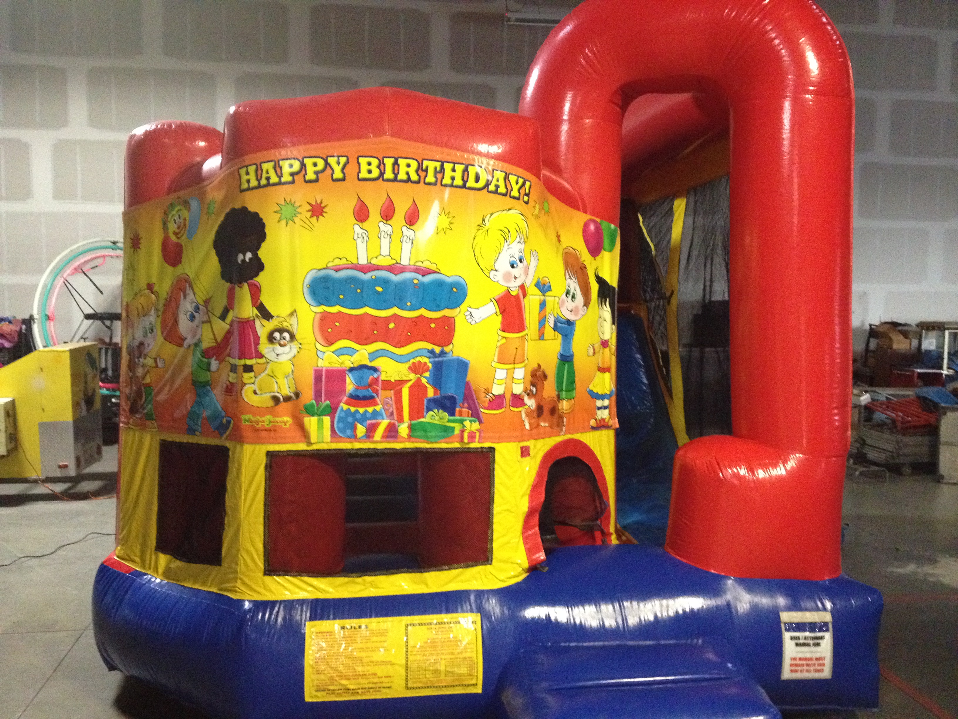 Bounces Fun And Game Party